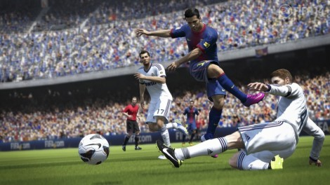 FIFA 14, primo trailer gameplay ufficiale