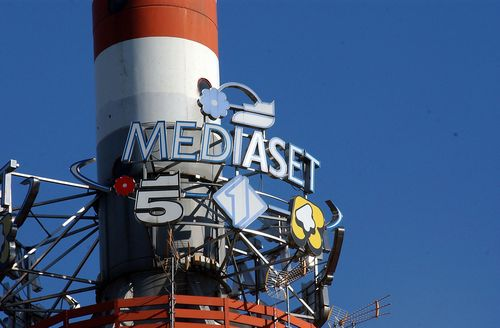 Mediaset vola +140% da fine 2011