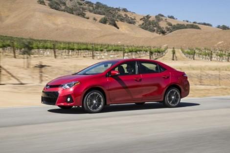Presentata la nuova Toyota Corolla 2014