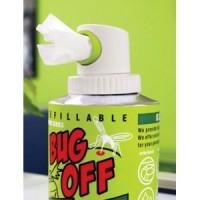 Portasalviettine finto insetticida
