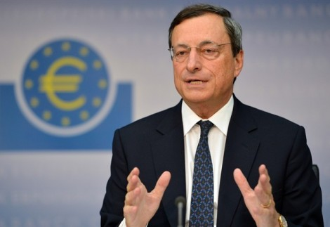 Bce: ripresa moderata nel 2013