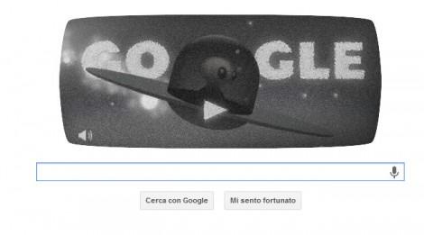 Incidente di Roswell, il videogioco doodle di Google