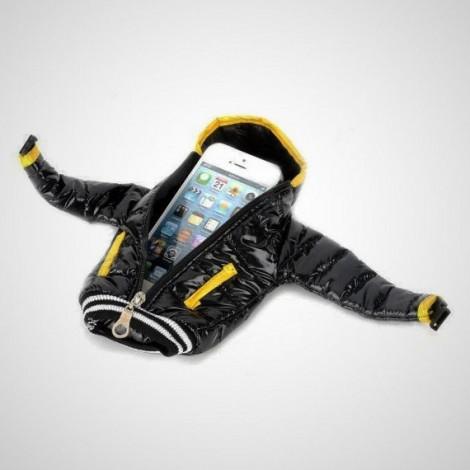 Jacket Smartphone Sleeve, un giubbotto per l'iPhone
