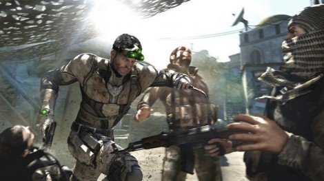 Splinter Cell: Blacklist gratis con scheda grafica NVIDIA