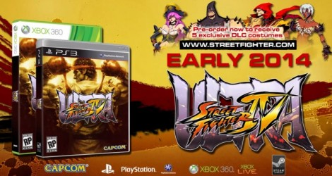 Ultra Street Fighter 4 annunciato su PC, PS3 e Xbox 360