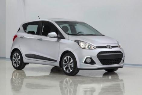 Anteprima la nuova Hyundai i10