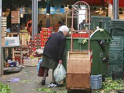 I poveri in Italia raddoppiati in 5 anni