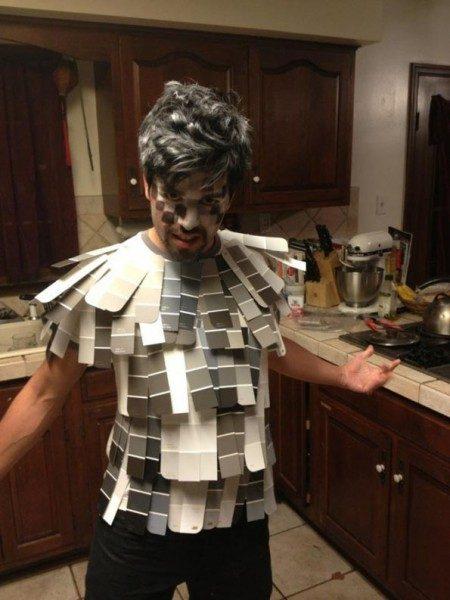 Costume Halloween Cinquanta Sfumature di Grigio
