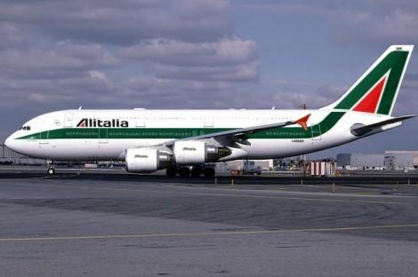 Alitalia salvata dalle Poste