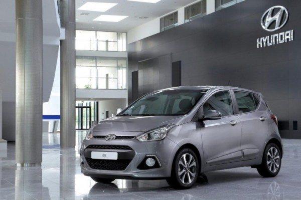 Hyundai i10 listino prezzi 2014