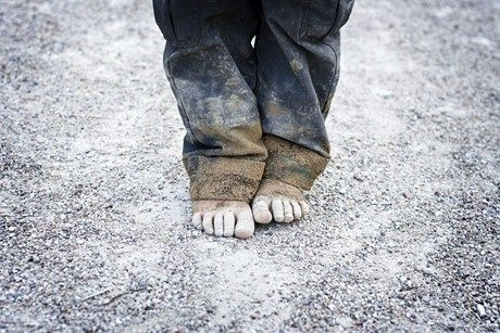 Crescono i bambini poveri in Italia