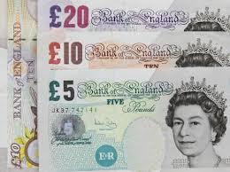 Gran Bretagna: arrivano i soldi in plastica lavabili