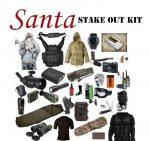 Kit per spiare Babbo Natale da 6.500 dollari