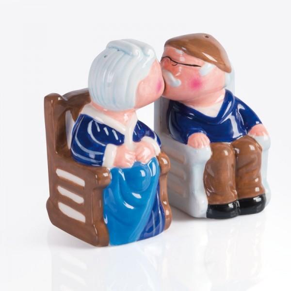 Set sale e pepe design vecchietti romantici