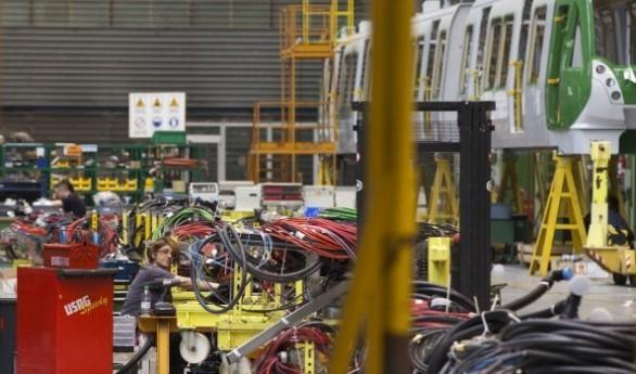 Fatturato industria cresce dopo 22 mesi