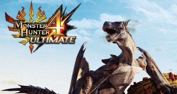 Monster Hunter 4 Ultimate per 3DS in arrivo nel 2015