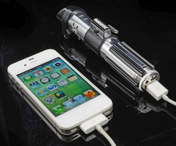 Caricabatterie Spada Laser Star Wars