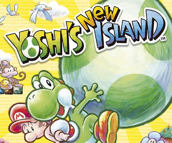 Yoshi's New Island per 3DS, data di uscita italiana
