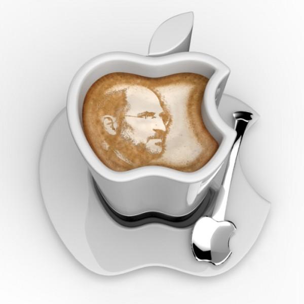iCup, tazza design Apple