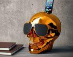 AeroSkull, speaker per iPhone a forma di teschio