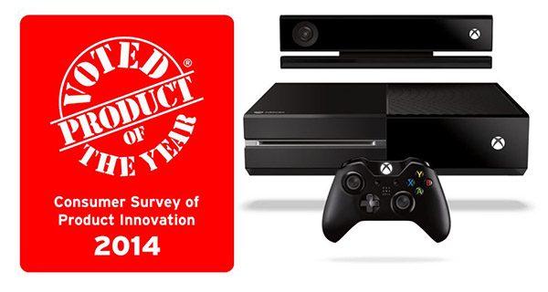 Xbox One è il prodotto dell'anno 2014 negli Stati Uniti