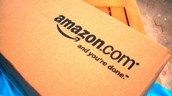 Amazon trimestrale positiva