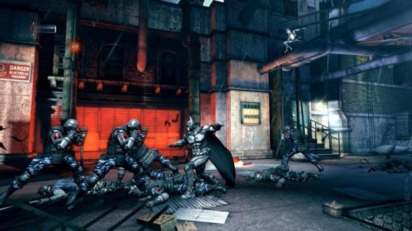 Batman Arkham Origins Blackgate Deluxe Edition recensione