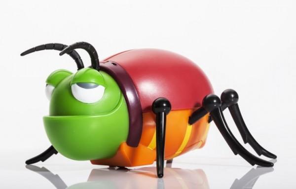 Insetto Tritaspezie mobile Bud Bug