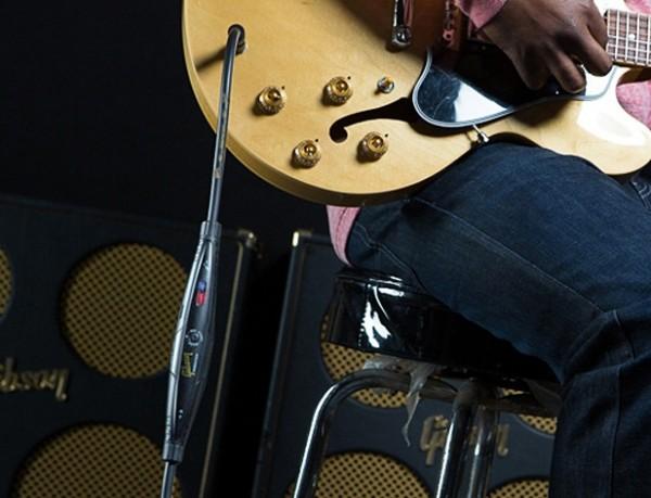 Cavo per chitarra con registratore e memoria