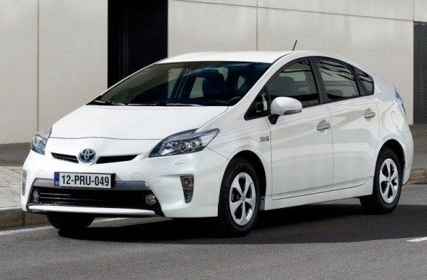 Richiamo 6mila Toyota Prius in Italia