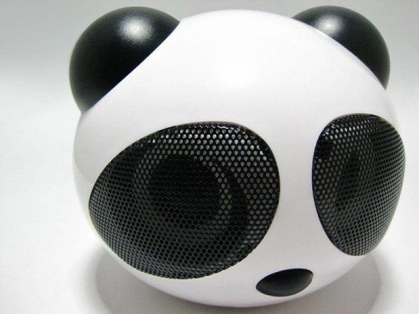 altoparlante panda