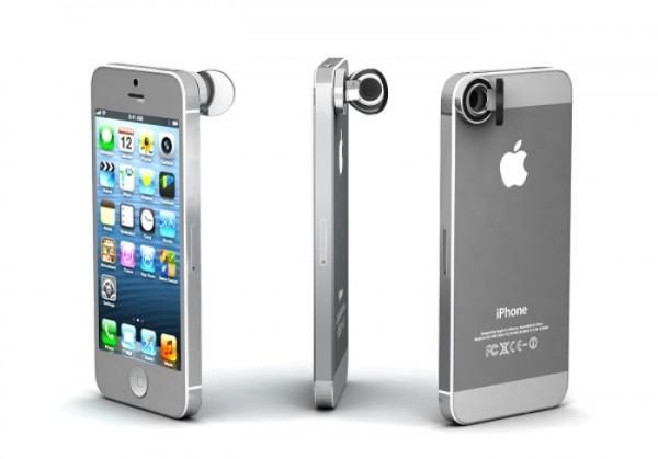 Peek-I, lente per iPhone per spiare con discrezione