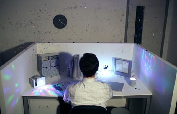 kit scrivania luci