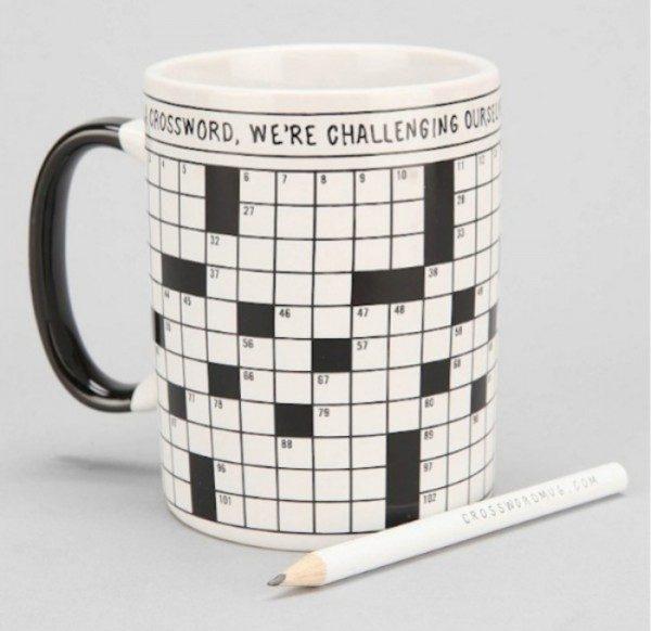 Tazza-cruciverba Crossword Puzzle Mug