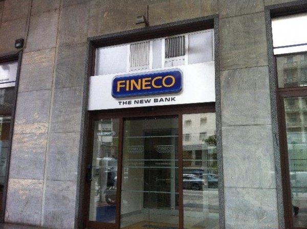 FinecoBank utili in crescita nel semestre