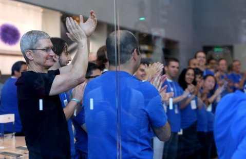 10 milioni iPhone 6 venduti nel week end