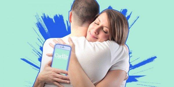 Cuddlr, l'app per chi cerca coccole