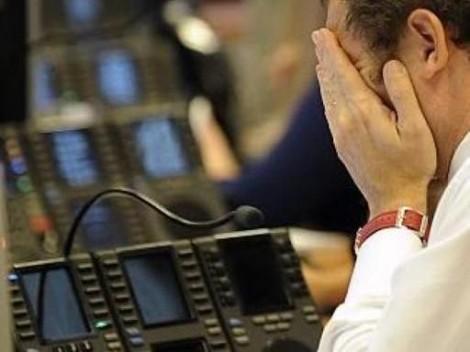 Wall Street crolla, spaventa recessione Europa