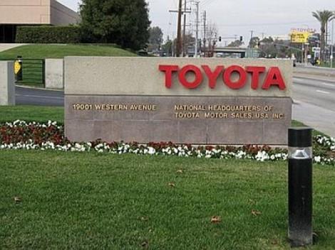 Toyota-Lexus richiamo per 3,42 milioni veicoli