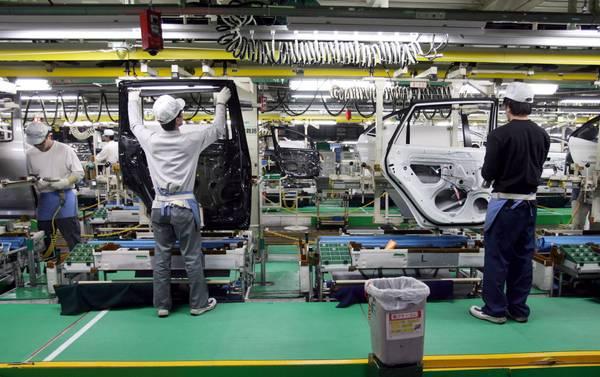 Industria giù ordini e fatturato