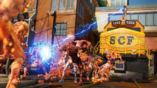 Sunset Overdrive recensione