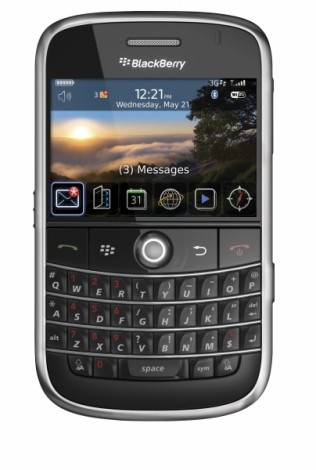 BlackBerry perdita terzo trimestre