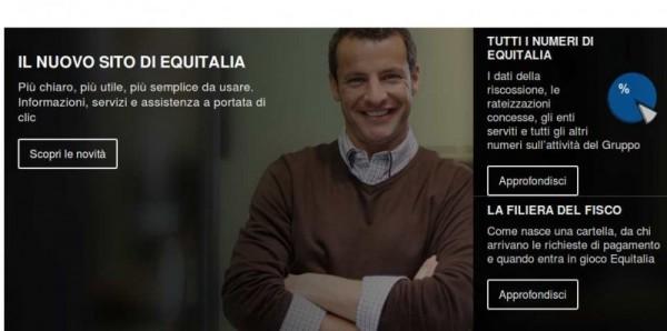 Equitalia: al via rateazione online