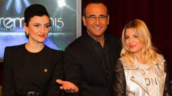 Festival di Sanremo 2015: Tiziano Ferro critica Emma e Arisa