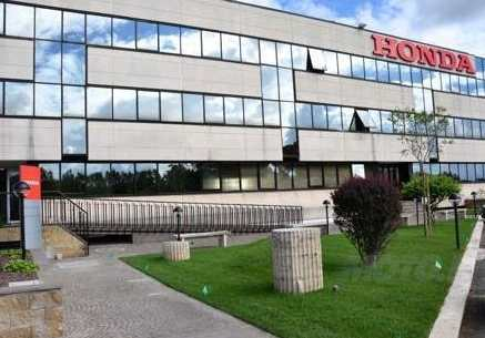 Honda Italia stage diplomati