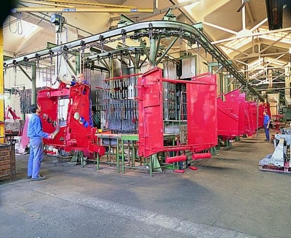 Produzione industriale positiva a novembre