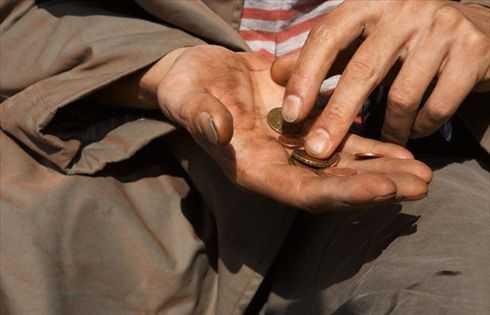 Crisi: una persona su tre è povera