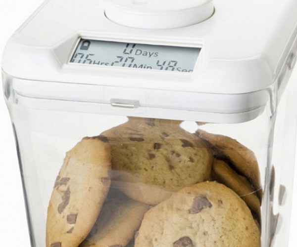 Dieta efficace: cassetta di sicurezza per alimenti