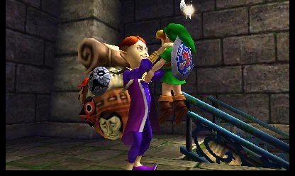 The Legend of Zelda Majora's Mask 3D recensione