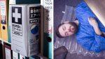 Kit emergenza colpo di sonno in ufficio
